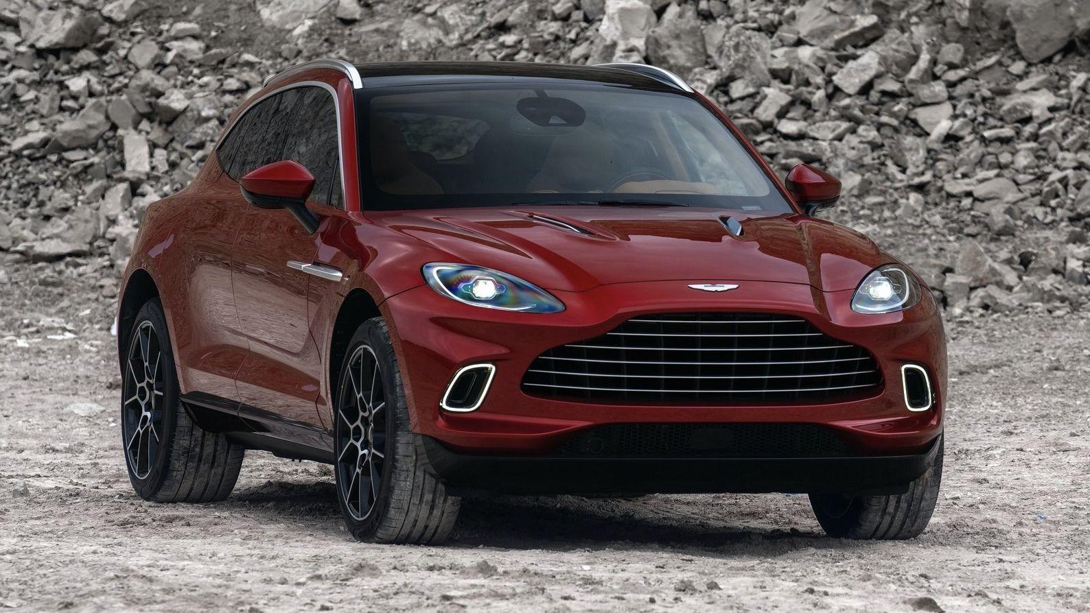 Spadla ďalšia tradičná hradba. Aston Martin DBX je prvým SUV-čkom značky