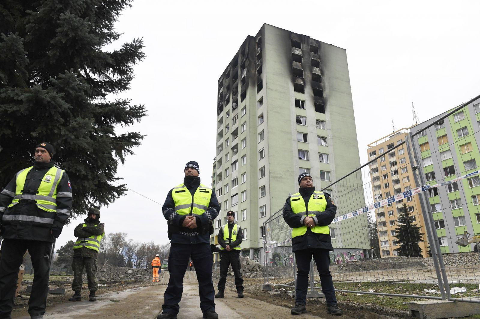 Česká firma si za demontáž prešovského paneláku naúčtuje len 1 euro. Práce by mohli začať v pondelok