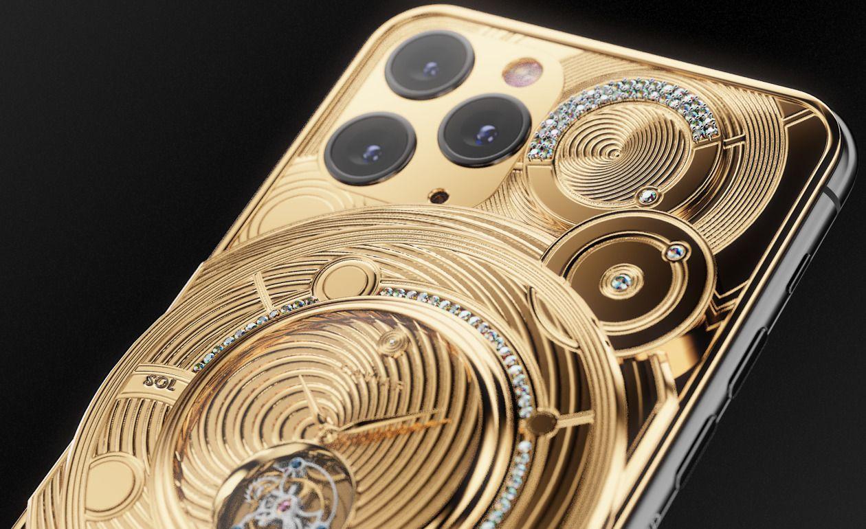 iPhone 11Pro za vyše 100-tisíc dolárov? Objednáš si ho z Ruska aj s luxusnými mechanickými hodinkami