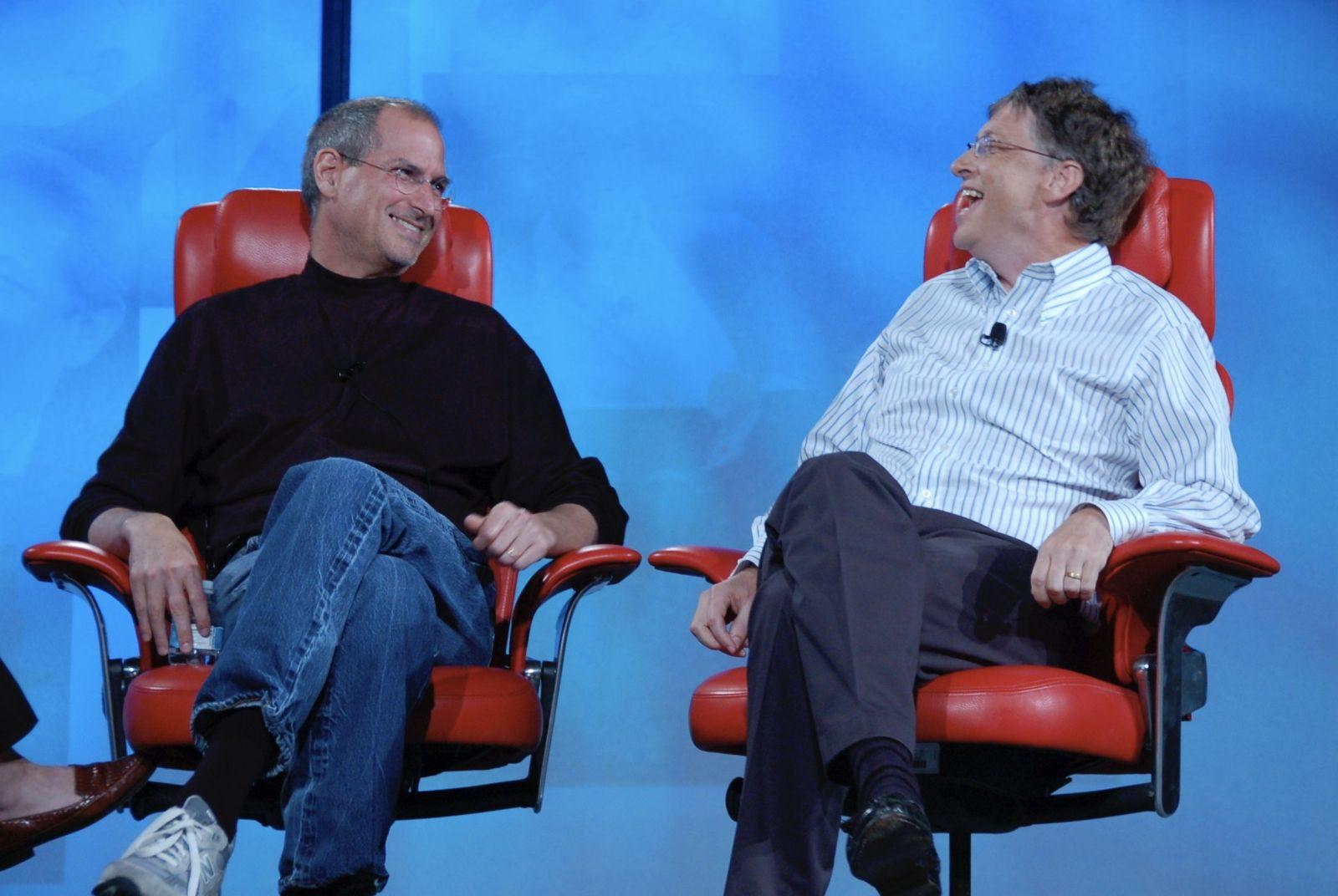 Bill Gates odhalil, ktorú vlastnosť vždy závidel Steve Jobsovi