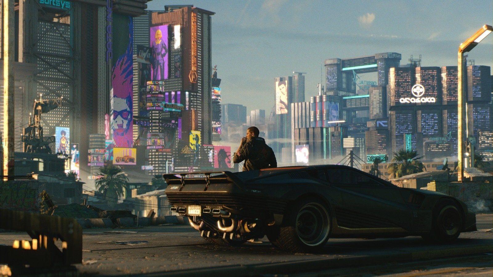 Cyberpunk 2077 má ponúknuť sexuálne scény zachytené technológiou motion capture