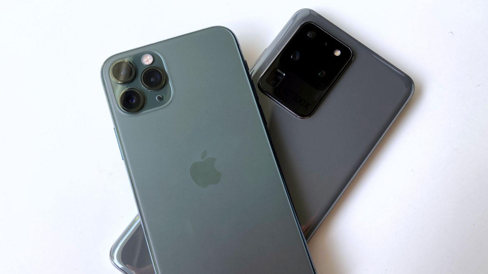 Má ešte zmysel riešiť, ktorý top smartfón ponúka lepší fotoaparát? Porovnali sme Samsung Galaxy S20 Ultra a Apple iPhone 11 Pro