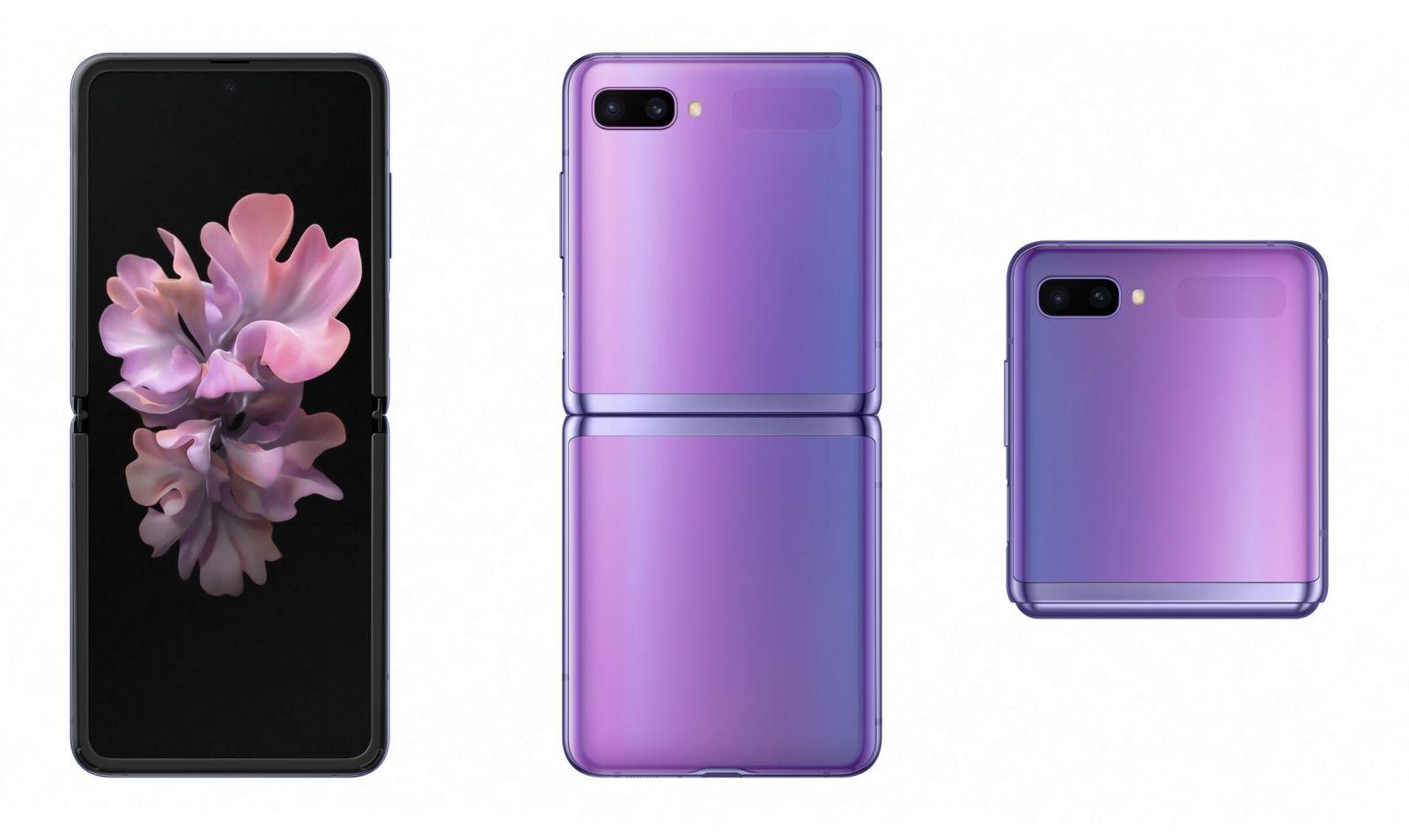 Samsung skúša druhý pokus, predstavil skladací smartfón Galaxy Z Flip za 1 480 eur