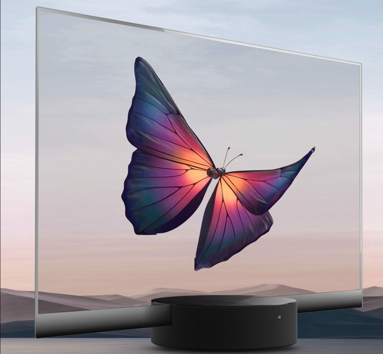 Xiaomi predstavilo televízor, aký si zrejme ešte nevidel. Je úplne priehľadný