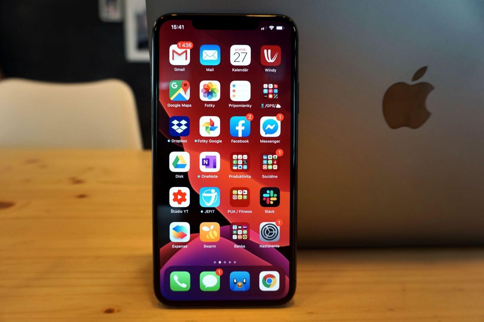 iPhone 11 Pro Max: Toto je najlepší smartfón, aký si môžeš kúpiť (Recenzia)