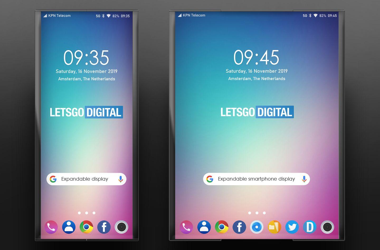 LG má vyrobiť smartfón s rozťahovacím displejom. Zväčšil by sa až dvojnásobne