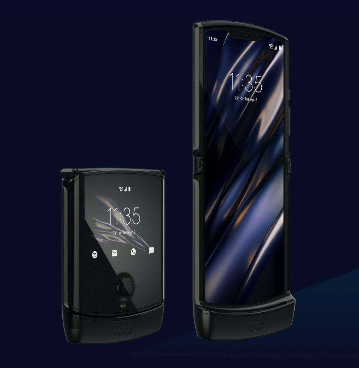 """Legenda je späť. Motorola predstavila """"véčko"""" RAZR so skladacím displejom"""