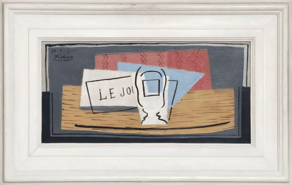 Žena vyhrala obraz od Picassa v hodnote vyše 1 milióna dolárov. Stačil jej na to tombolový lístok za stovku