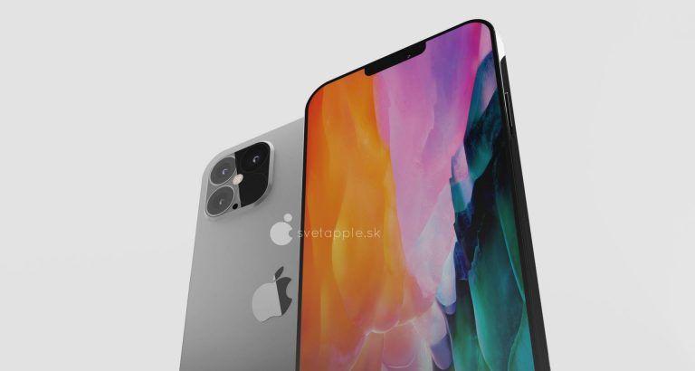 Bude takto vyzerať iPhone 12? Tento návrh pochádza zo Slovenska