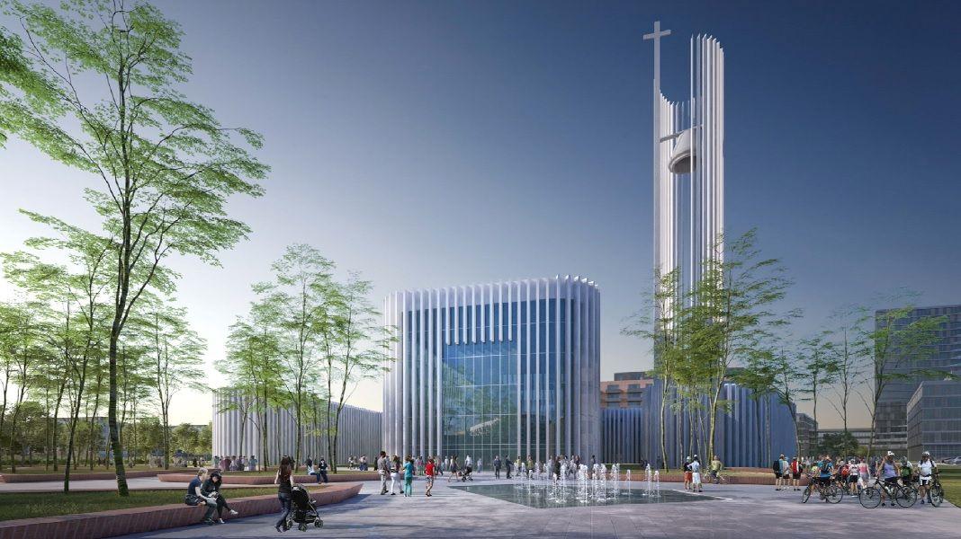 Petržalka sa možno výrazne rozrastie. Nových 2 500 bytov chce postaviť priamo rímskokatolícka cirkev