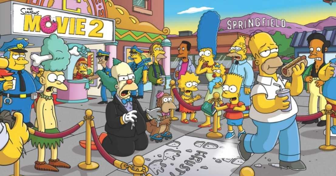 Matt Groening potvrdil druhý film o Simpsonovcoch