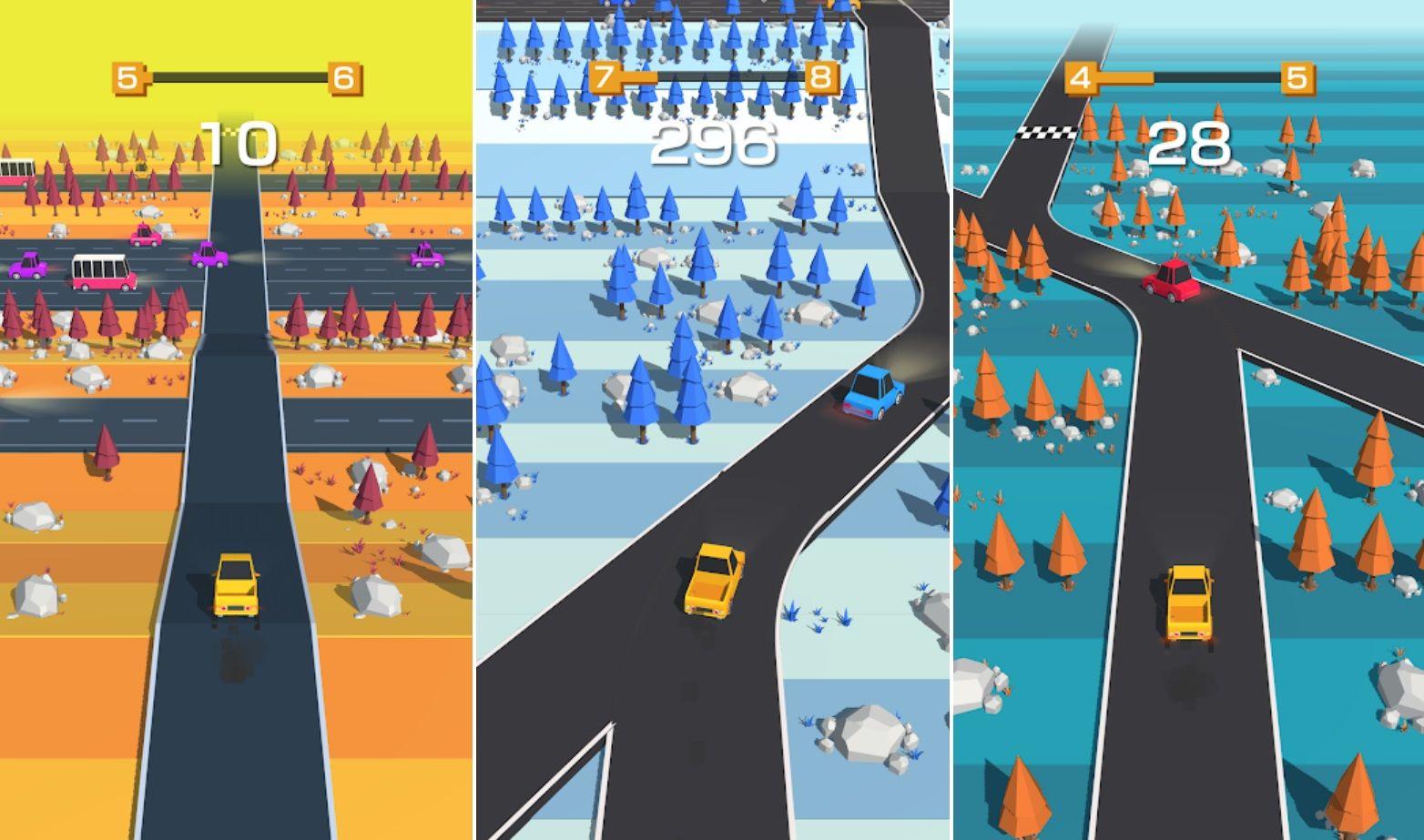 Zabavia a sú zdarma. 5 chytľavých mobilných hier, pri ktorých ti stačí jedna ruka
