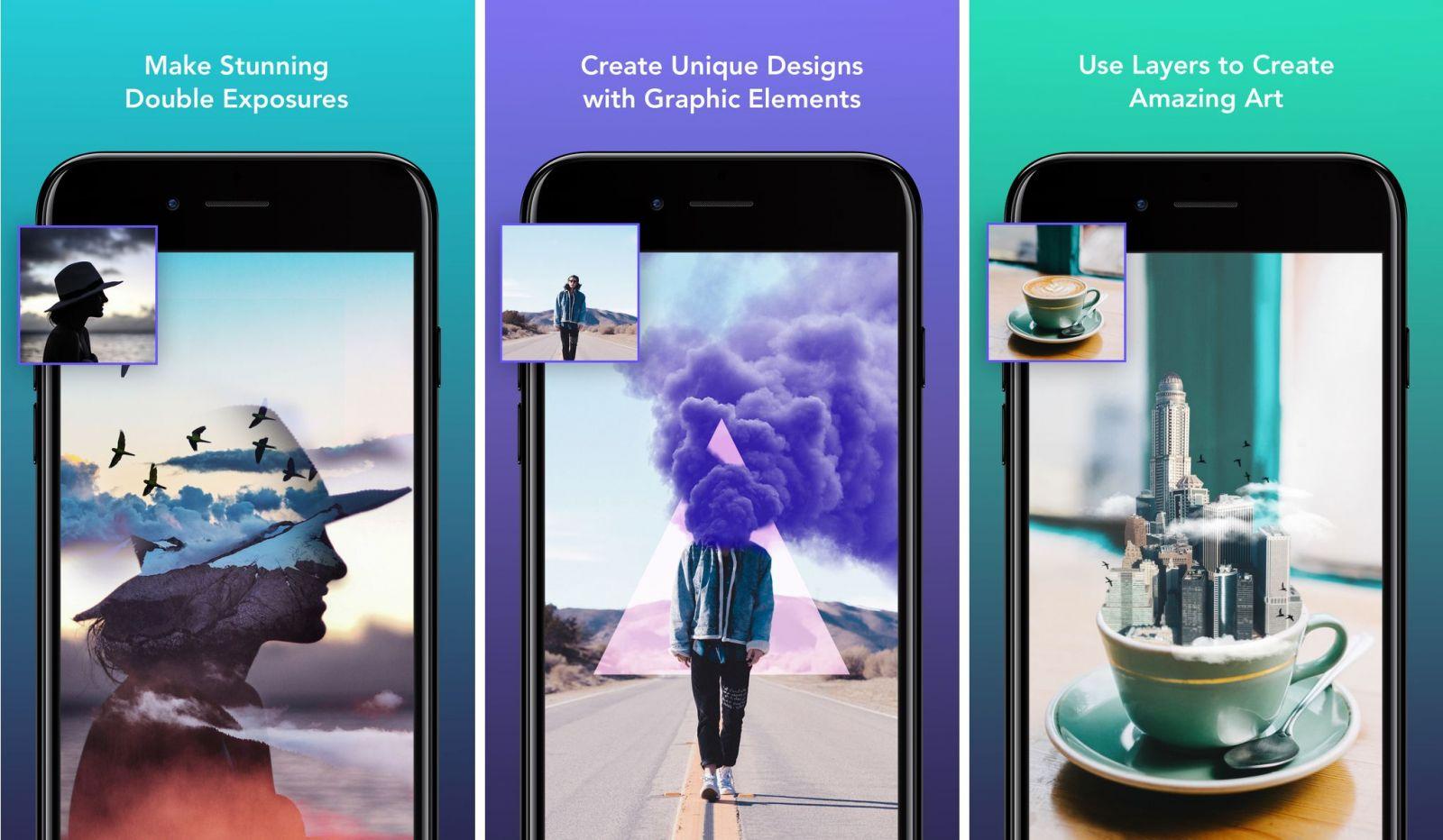10 aplikácií pre iPhone, ktoré Android nemá. Úprava fotiek, pozadia a aj štýlový kalendár