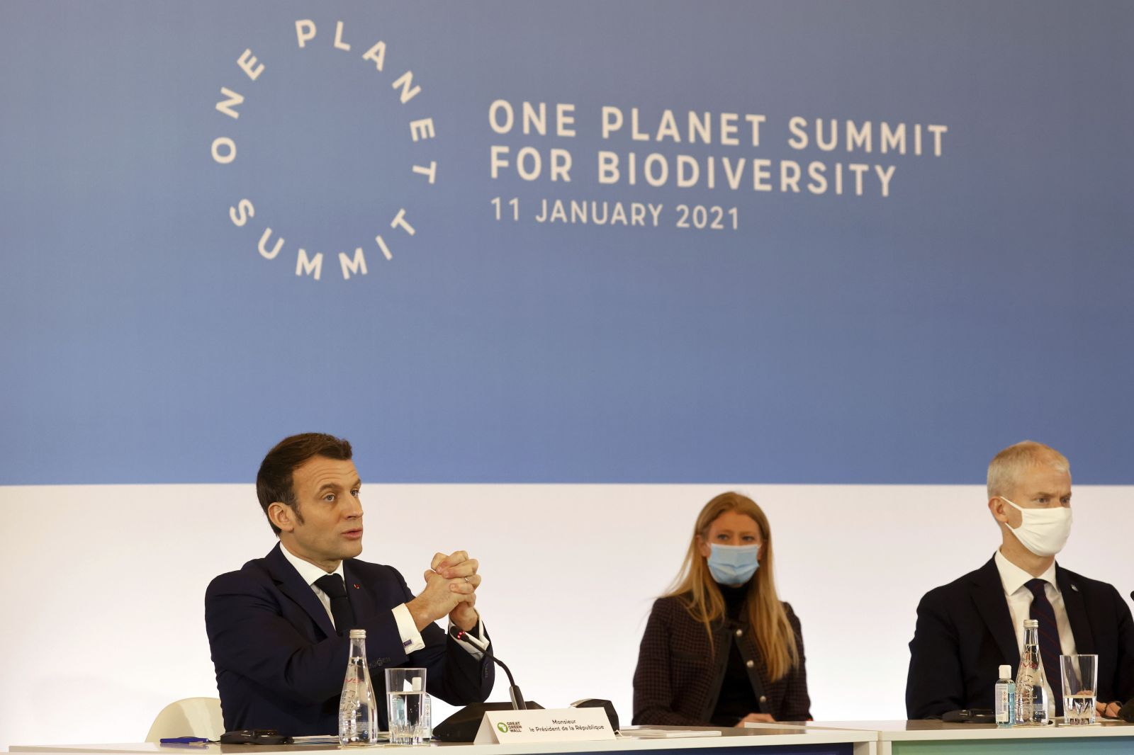 Svetoví lídri vyčlenili 14,3 miliardy dolárov na boj proti klimatickej kríze. Plánujú zastaviť rozširovanie saharskej púšte