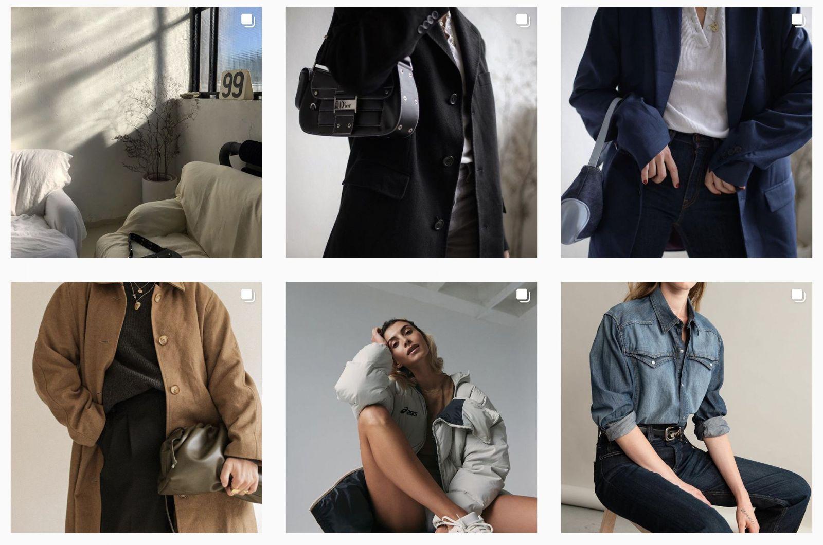 Secondhand nákup oblečenia cez Instagram je realitou: Toto je 9 účtov s najlepším výberom cool kúskov