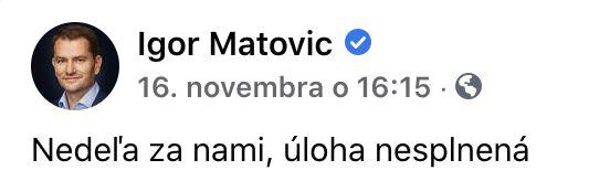 Richard Sulík sa vyjadril, že už nebude reagovať na osobné útoky od premiéra Igora Matoviča