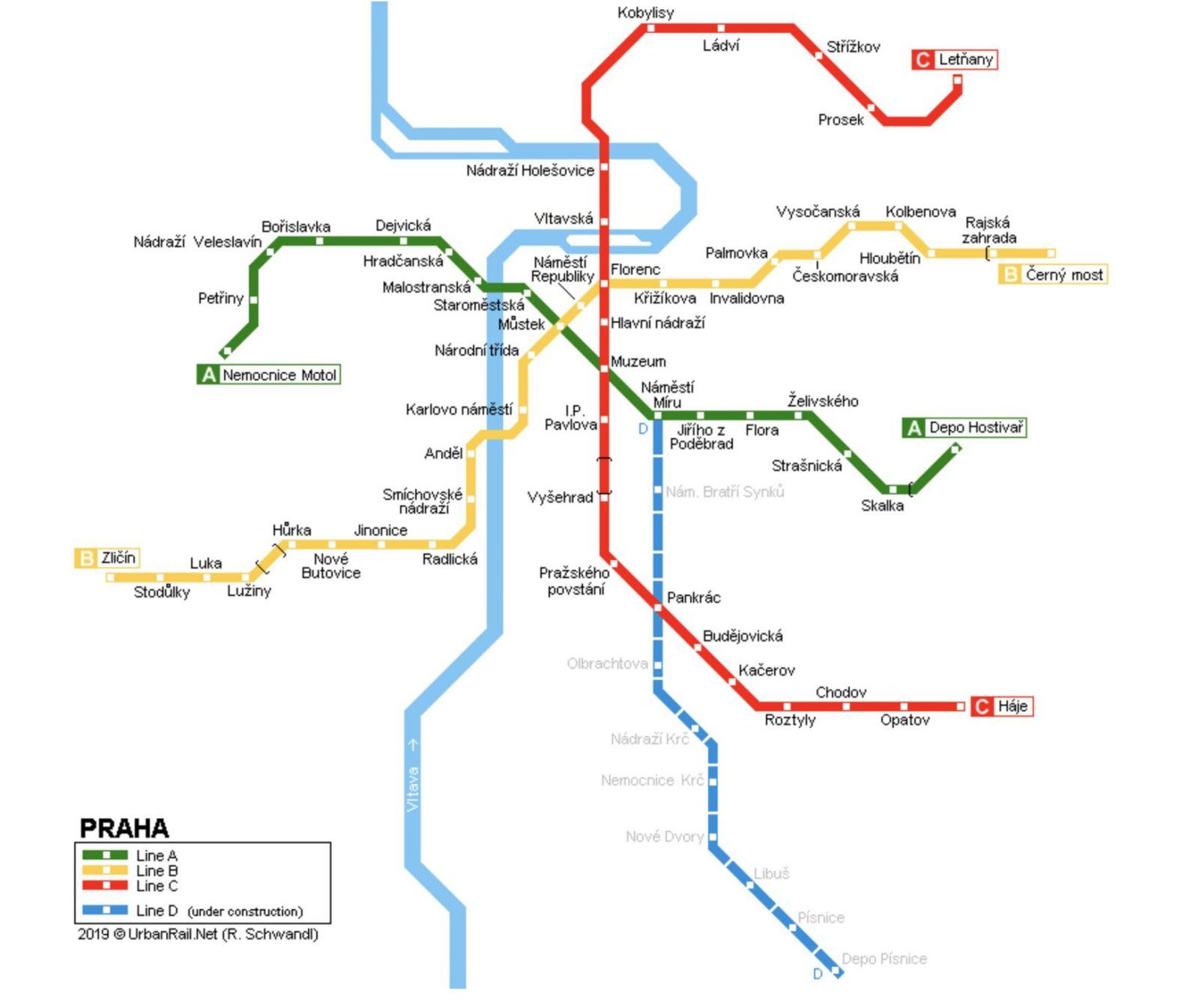 Praha chystá metro bez rušňovodičov, ktoré ich bude stáť desiatky miliárd