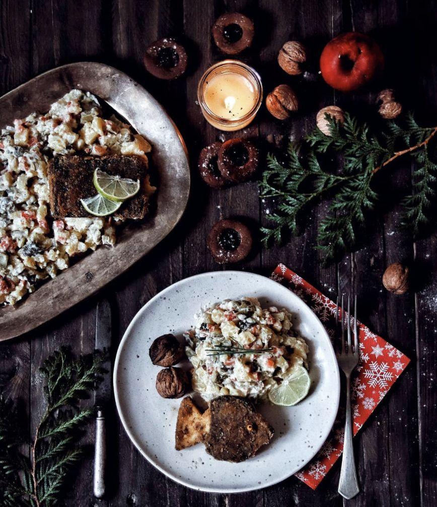Pripravili sme kompletné vegánske štedrovečerné menu. Podľa týchto receptov to zvládneš hravo aj ty