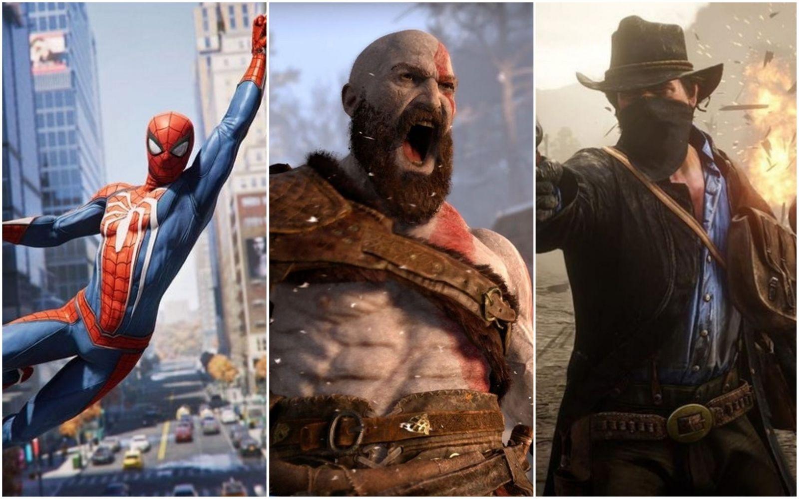 10 nejlepších her roku 2018: Drsná akce, nádherné světy i dojemné příběhy
