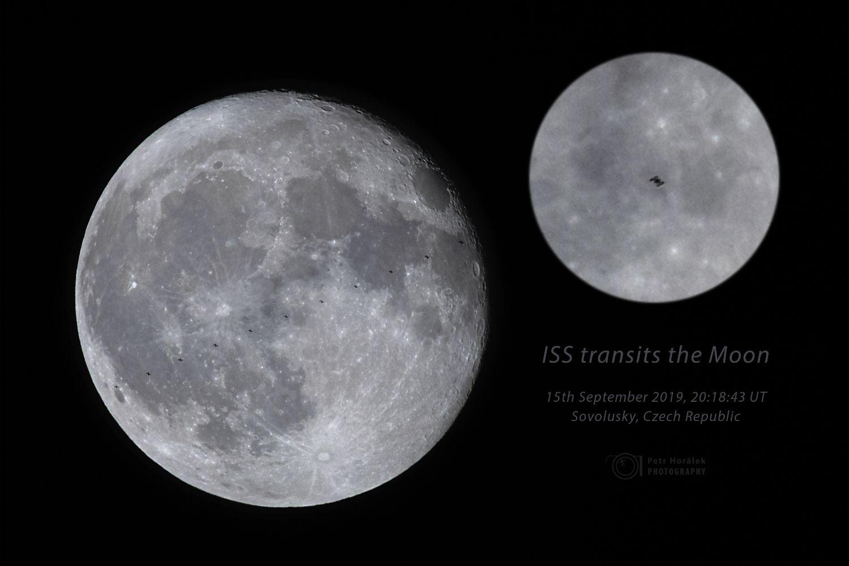 Český astronom vyfotil vesmírná stanice ISS nad Pardubicemi. Byl to jeden z mých snů, říká