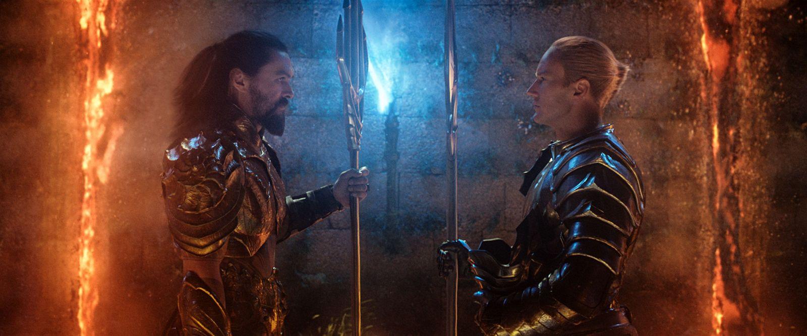 Aquaman je najúspešnejším filmom z DCEU! Tržbami už pomaly mieri k hranici jednej miliardy