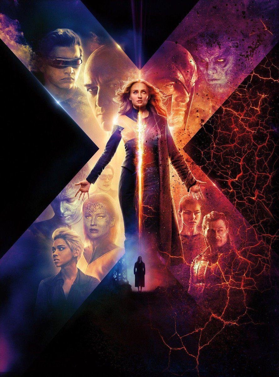Mocná Phoenix spôsobuje škody v radách X-Men. Trailer pre Dark Phoenix vnadí na temnejšie ladenú komiksovku