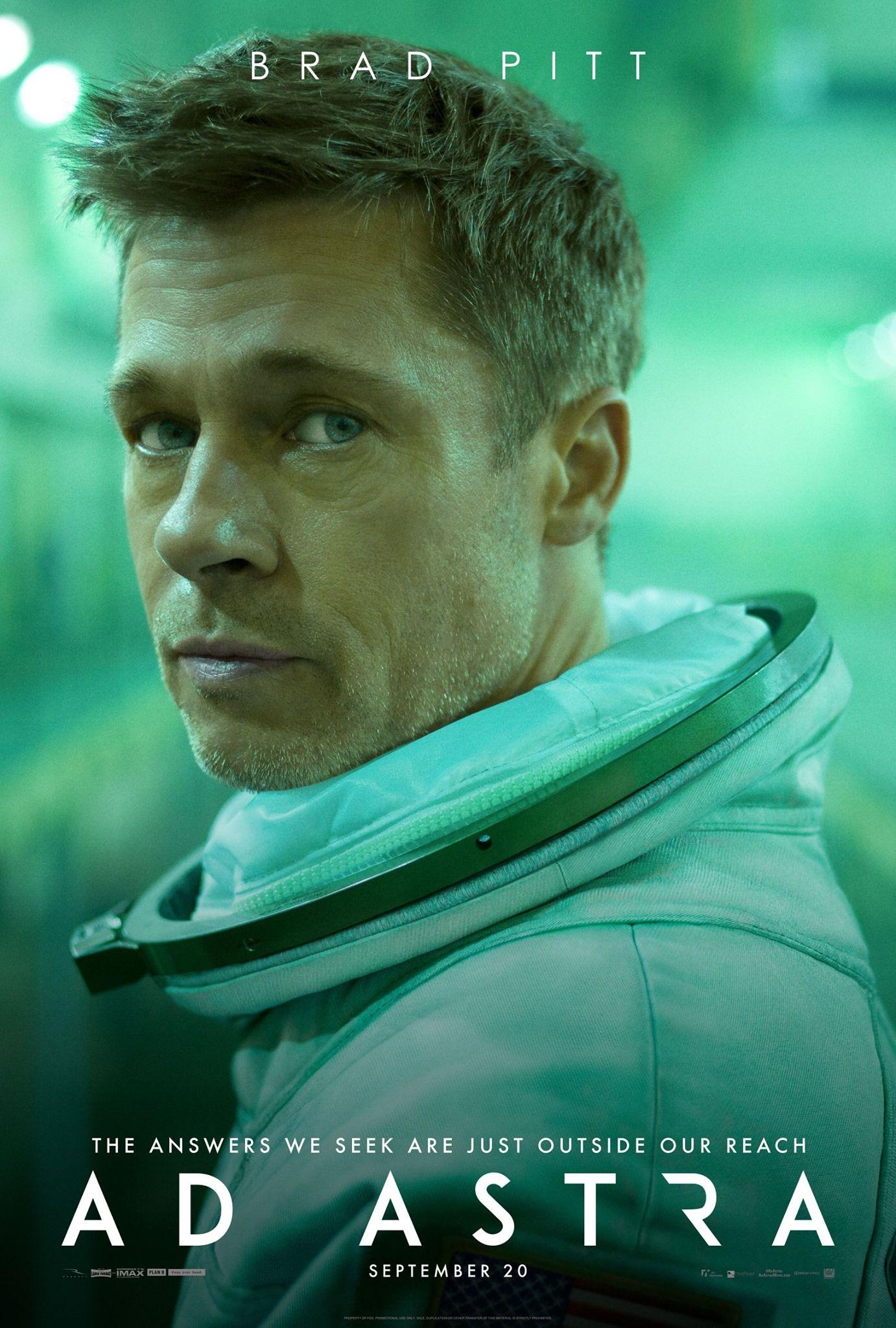 Brad Pitt zachraňuje slnečnú sústavu vo veľkolepom vesmírnom sci-fi Ad Astra, ktoré chceš vidieť v IMAX-e