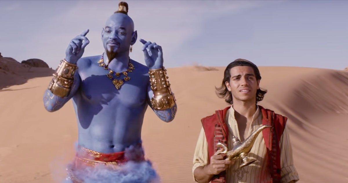 Aladin je vydareným dobrodružným filmom. Na svojho predchodcu však nemá (Recenzia)