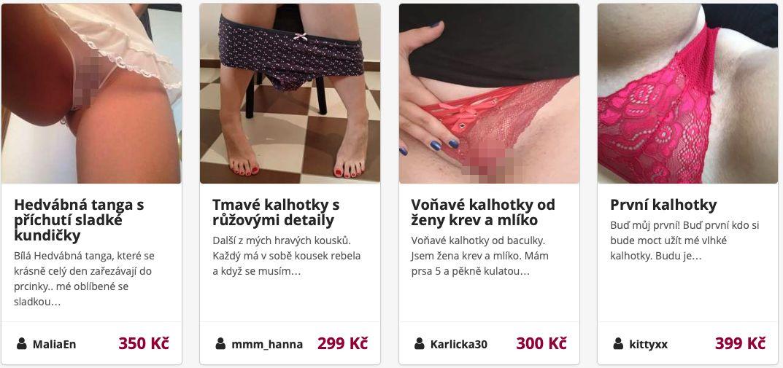 Už aj Češky a Slovenky zarábajú na predaji nosených nohavičiek stovky eur mesačne (Rozhovor)