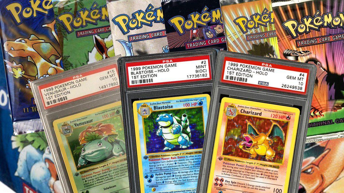 Prečo začínajú reselleri tenisiek obchodovať s Pokémon kartičkami?