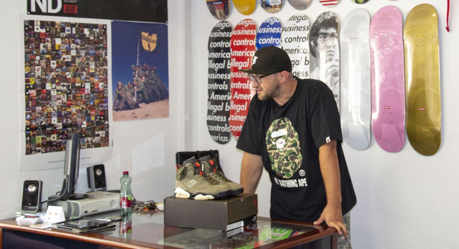 Supreme nosil už v roku 1997 a dnes vlastní prvý resell obchod v Rakúsku (Rozhovor)