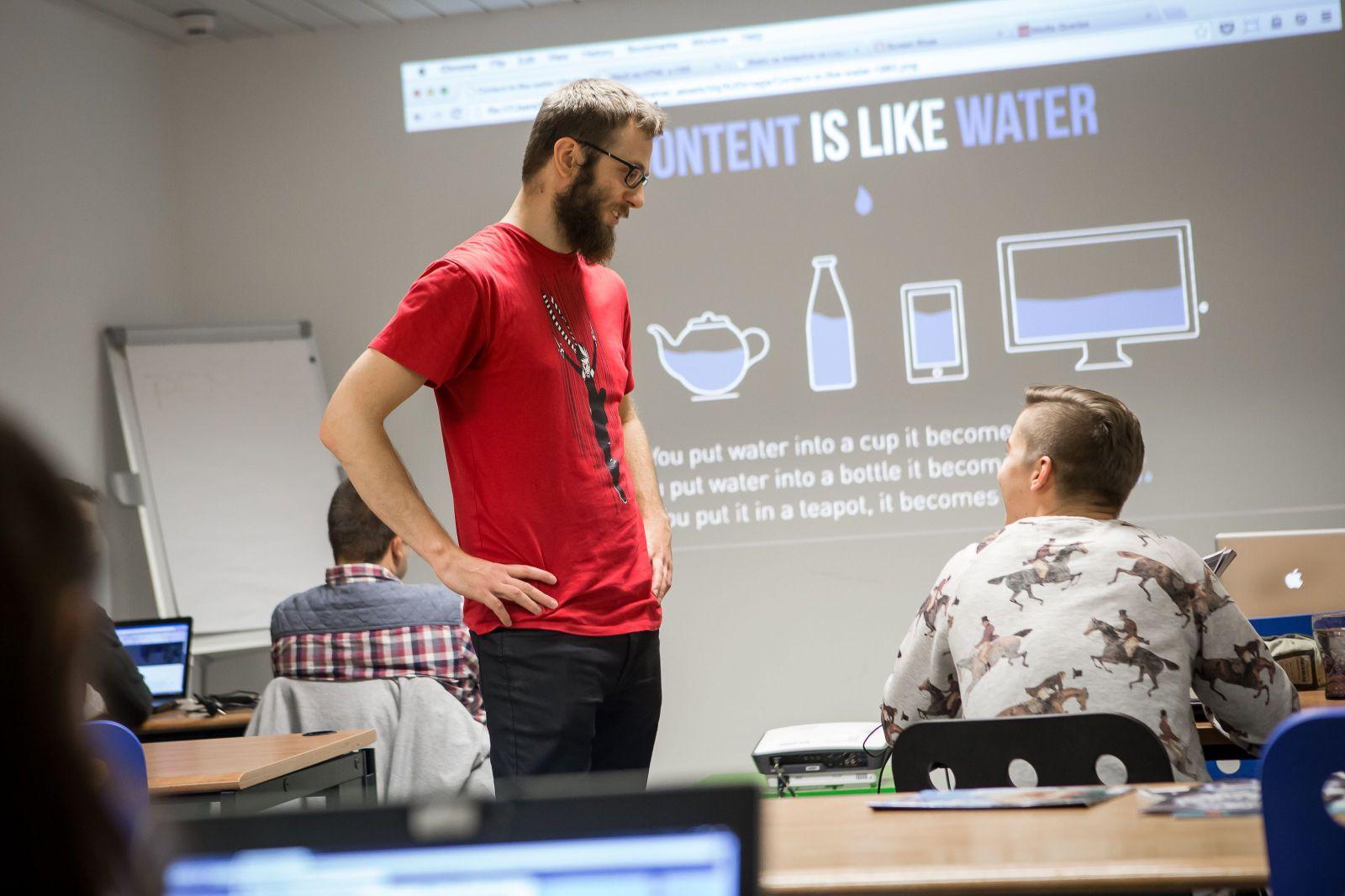 Na tejto stránke nájdeš najviac online kurzov na Slovensku. Nauč sa programovať aj dizajnovať
