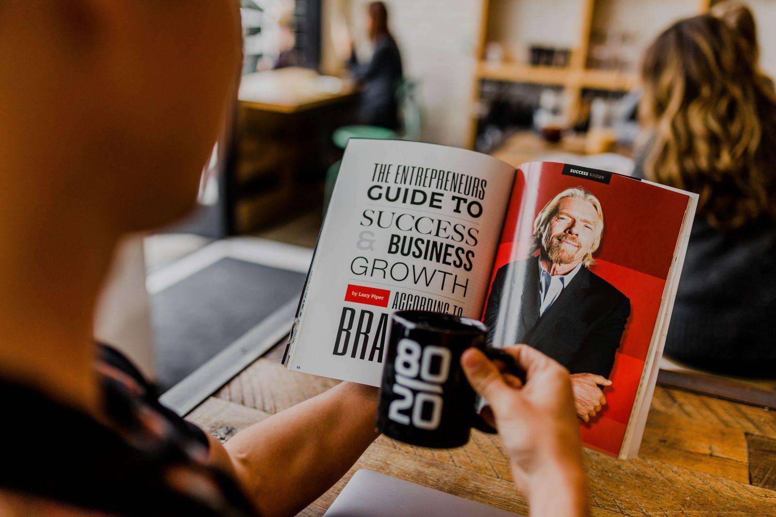 Užitočné e-booky aj podnikateľský účet. Čo ti pomôže rozbehnúť biznis úplne zadarmo?