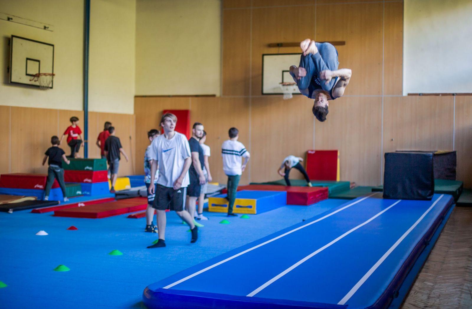V Ružinove budú hody pre aktívnych športovcov. BeActiveNight rozhýbe Bratislavu