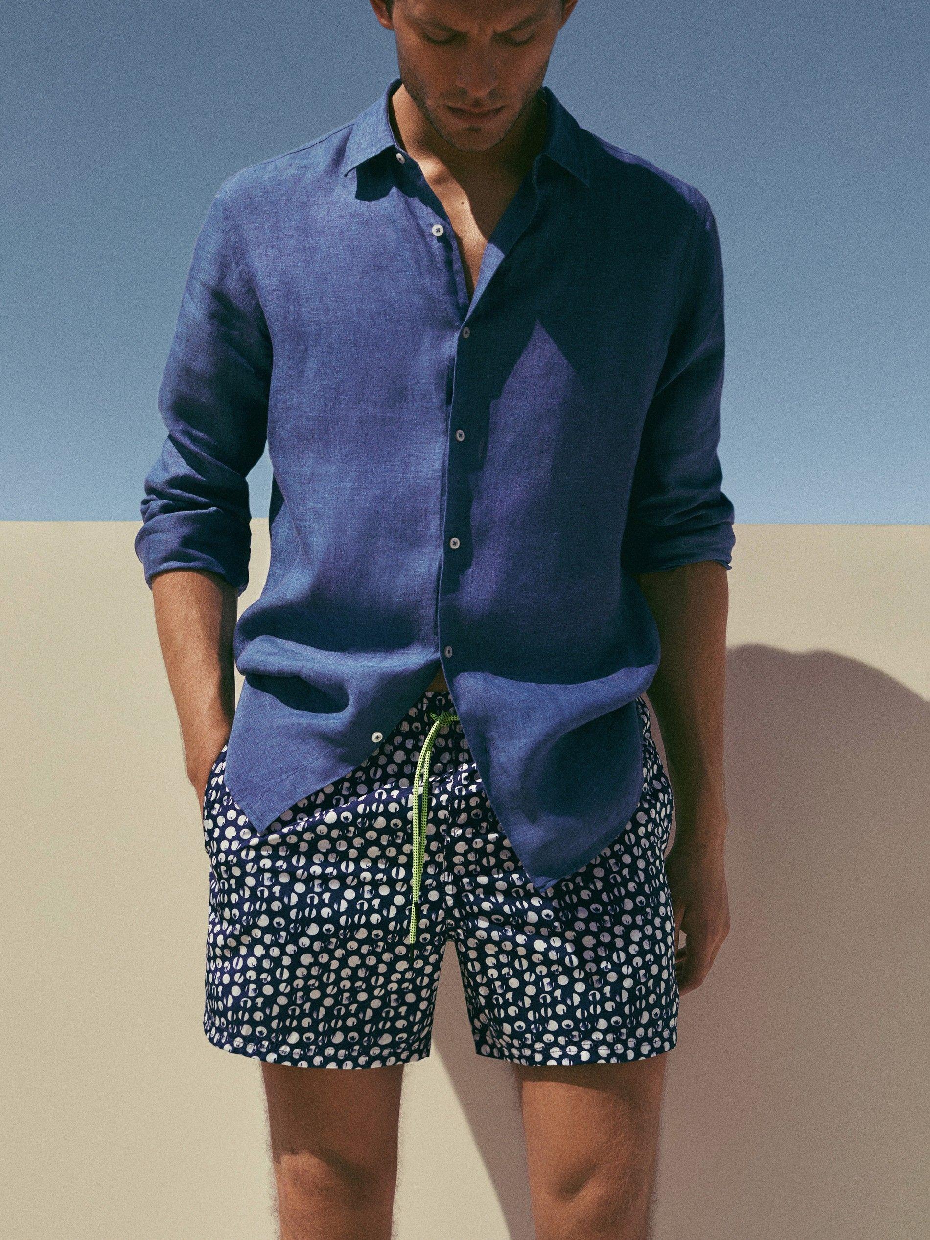 Trendy pánskych plaviek sú nemenné. Zaujímavé modely nájdeš za 20, ale aj za 300 eur