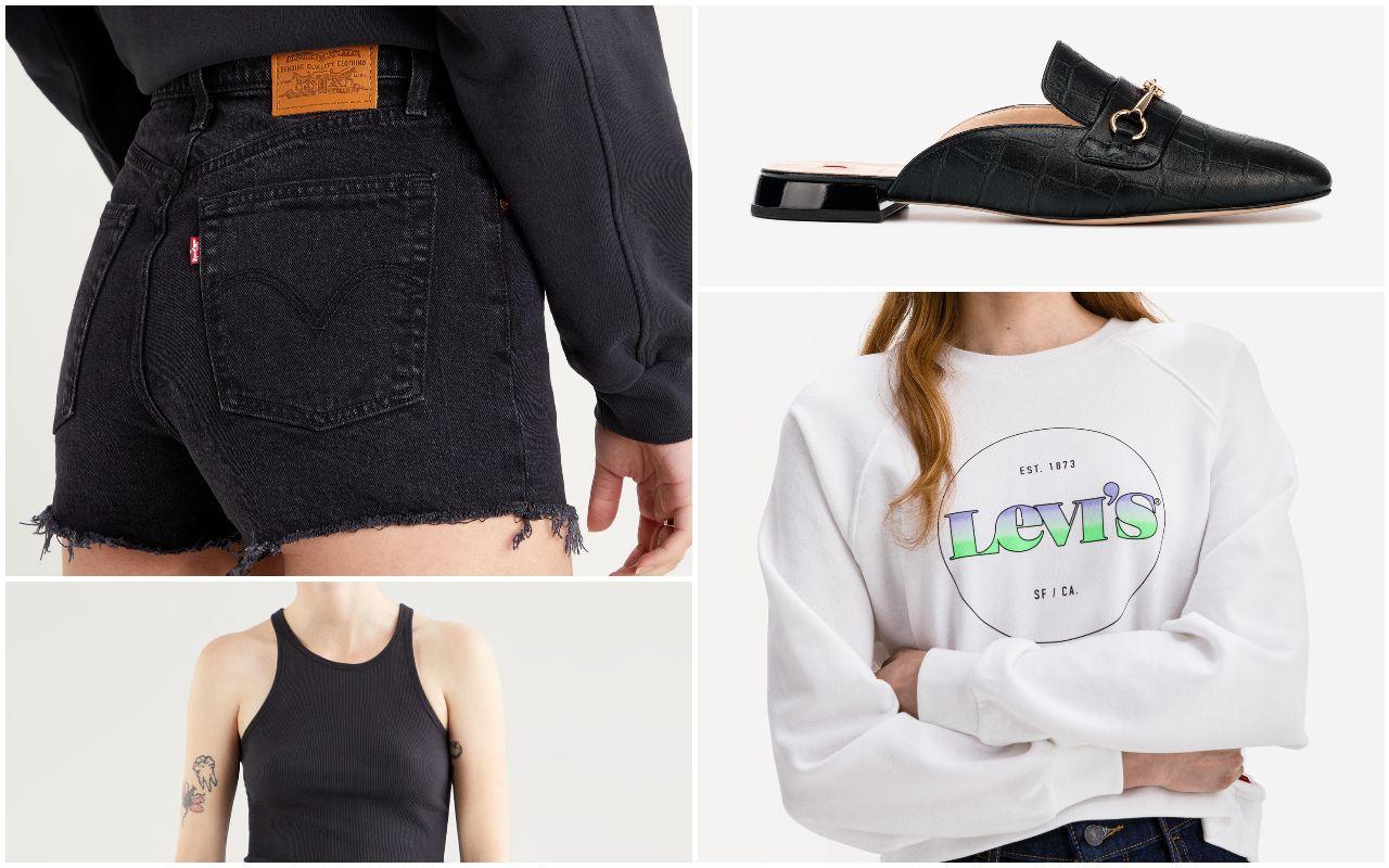 Vyskladali sme letné outfity pre mužov aj ženy z výpredajových kúskov, ktoré stoja za pozornosť