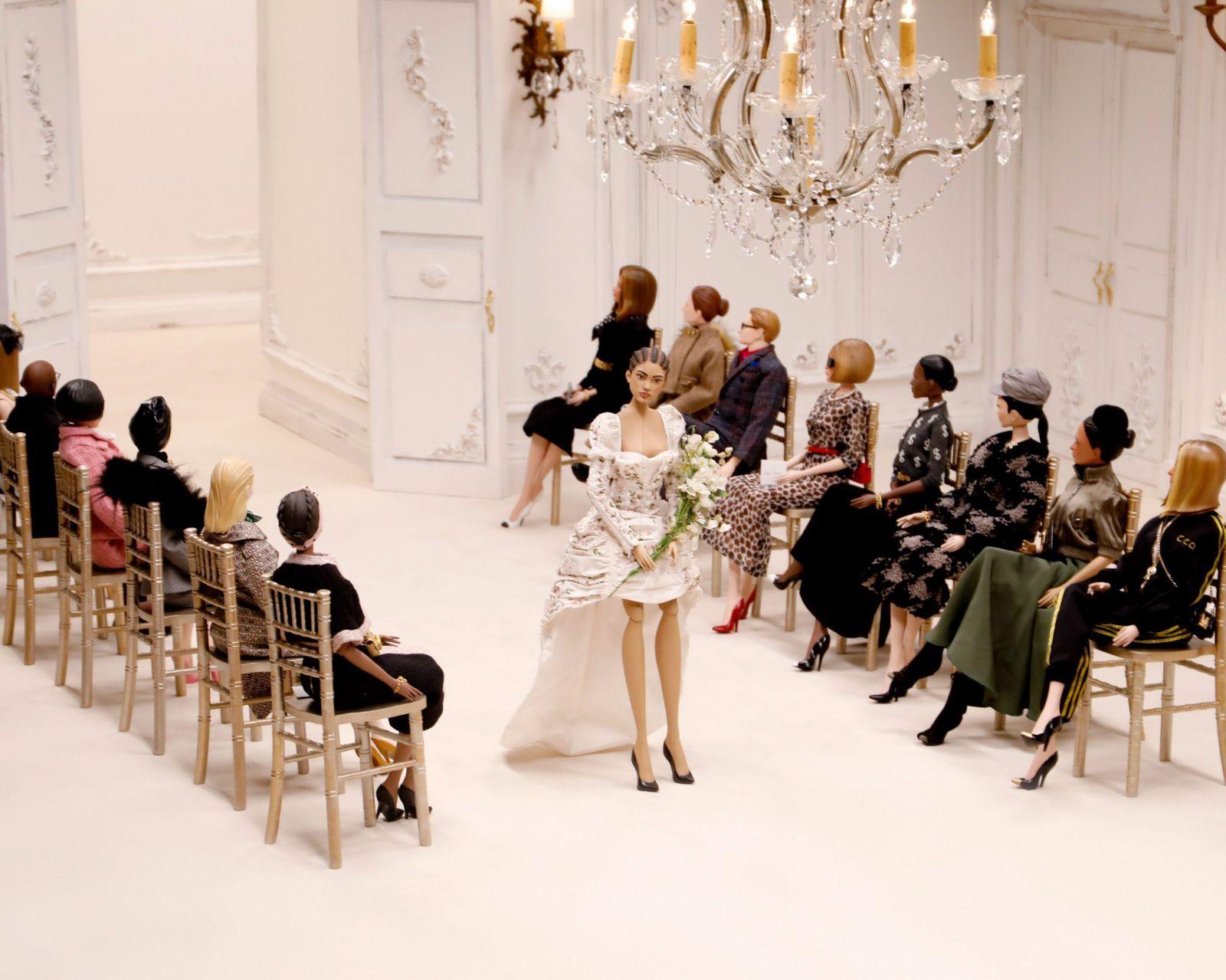 Najlepšie módne momenty v roku 2020: Boj za práva žien poľského Vogue, kolekcia Air Dior či pomoc pri zvládaní pandémie
