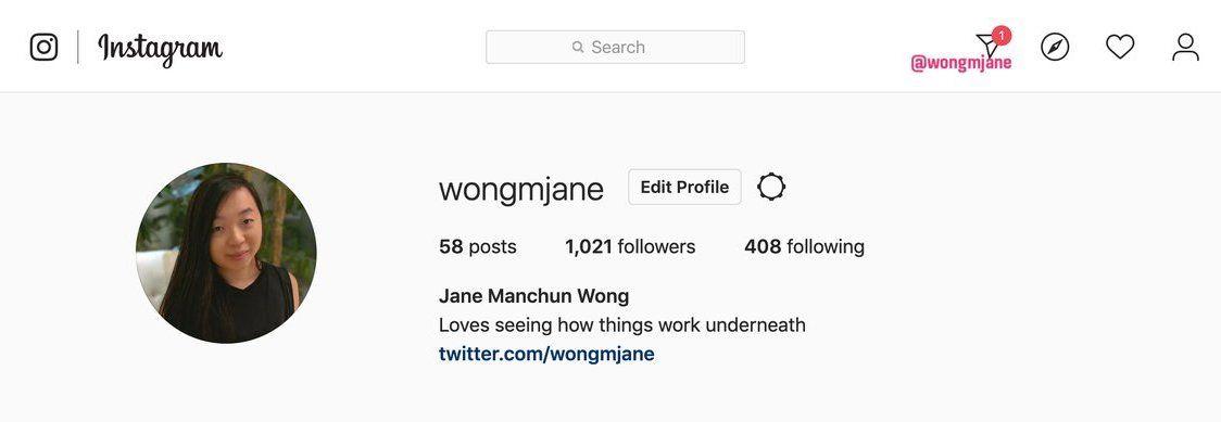 Instagram chybou ukazoval o několik milionů followers méně