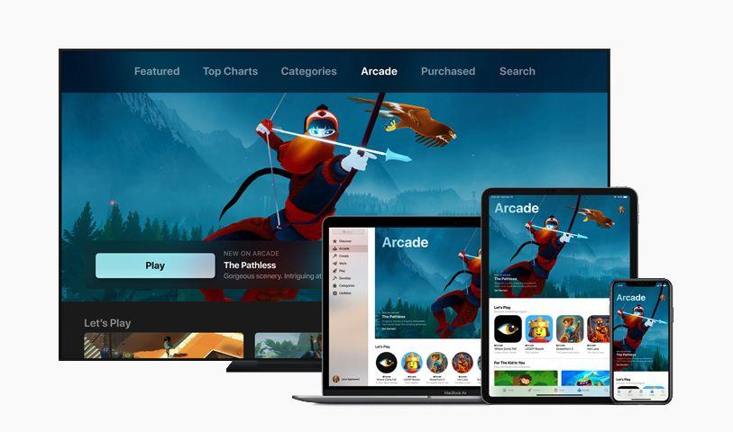 Apple představil vlastní kreditní kartu, předplatné pro hráče a novinky ze světa za hubičku