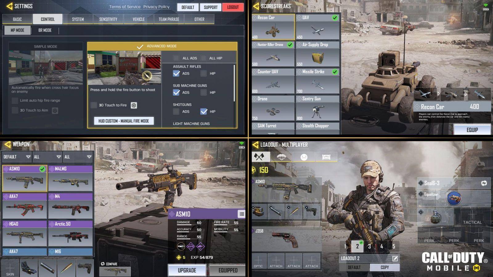 Konkurent pro PUBG a Fortnite? Call of Duty Mobile tento týden otevře beta testování