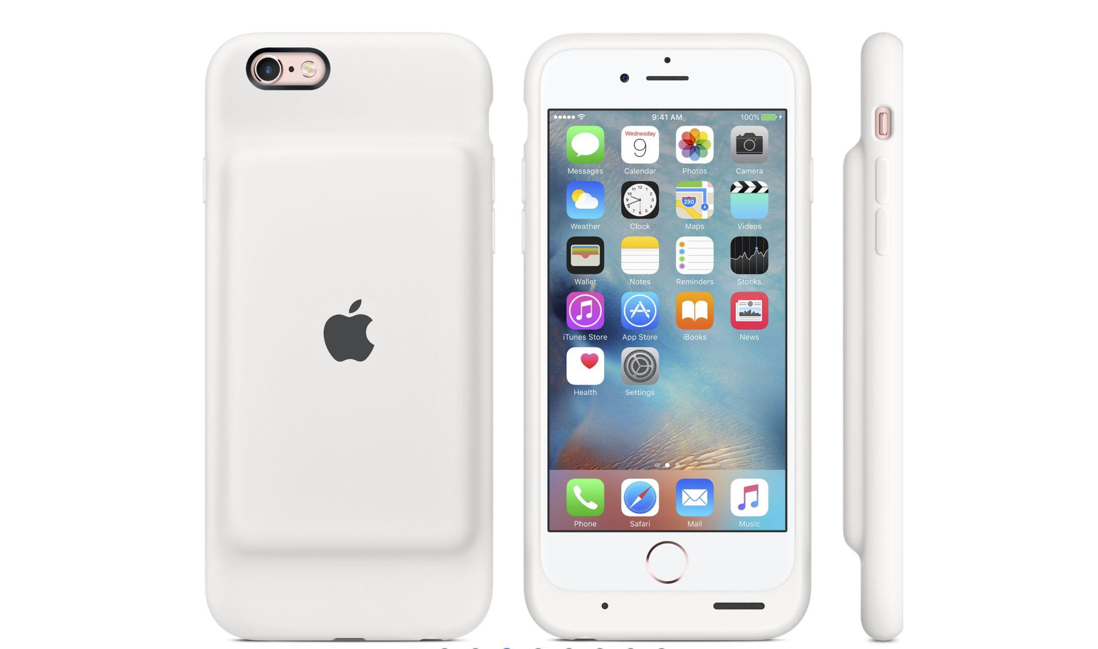 iPhone 6S získalo oficiálne puzdro s batériou. Apple prisľúbil až  25-hodinovú výdrž 93fadc3af28