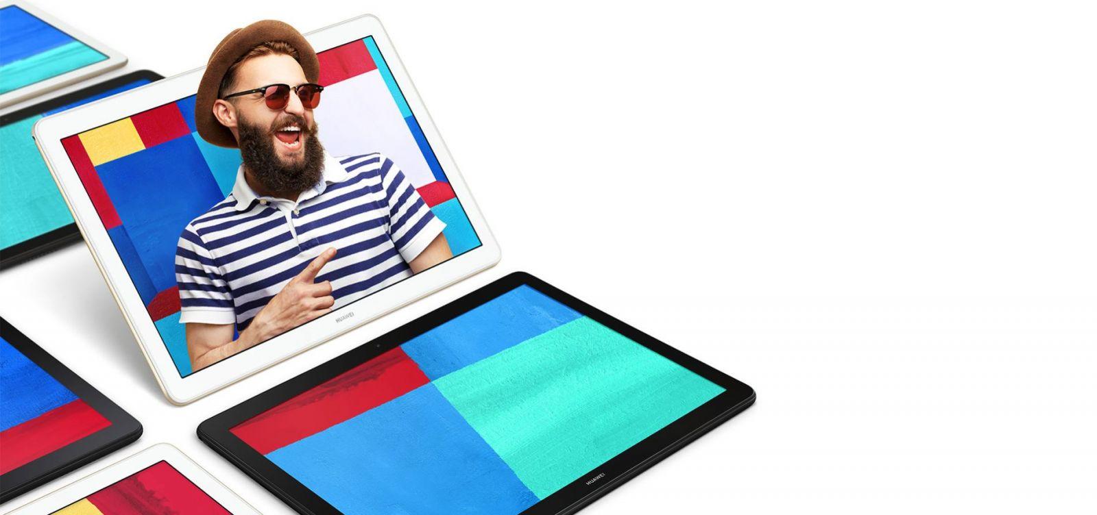 Huawei prináša skvelý tablet za rozumnú cenu vhodný pre každého