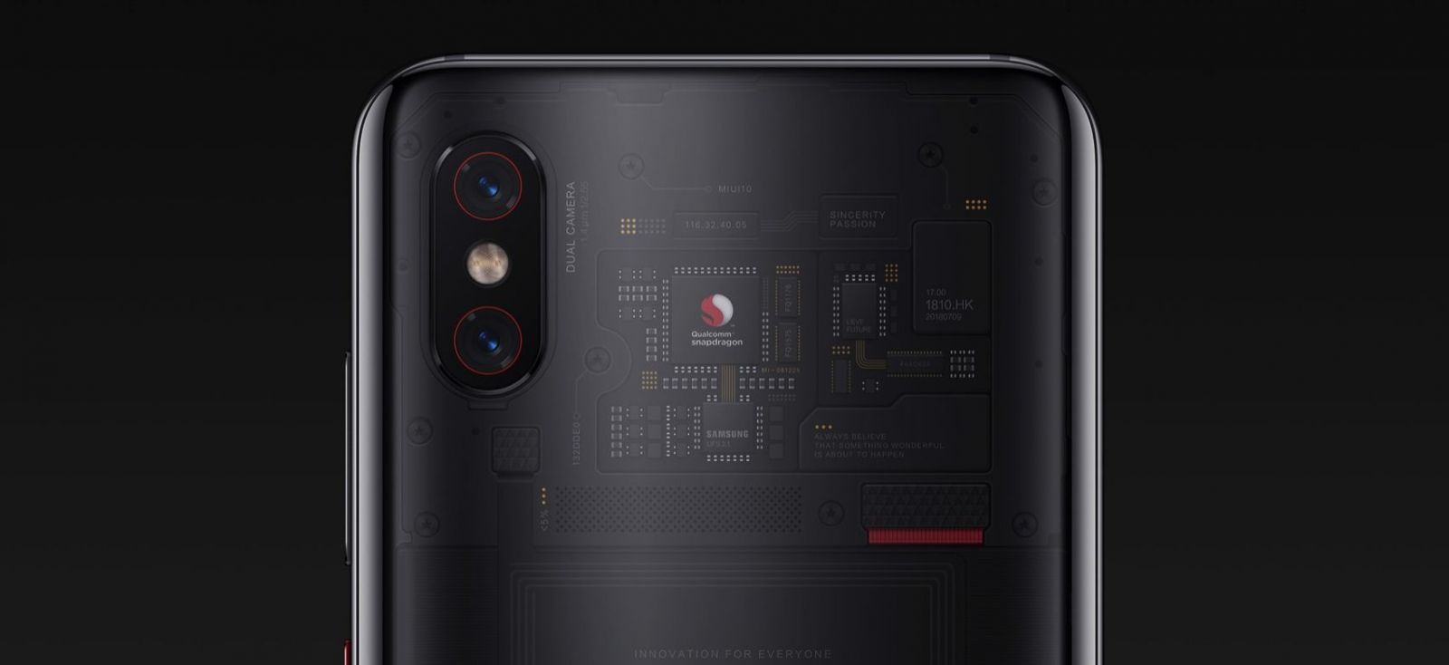 Unikátny dizajn a špičkové parametre. Xiaomi Mi 8 Pro ťa zaujme už na prvý pohľad