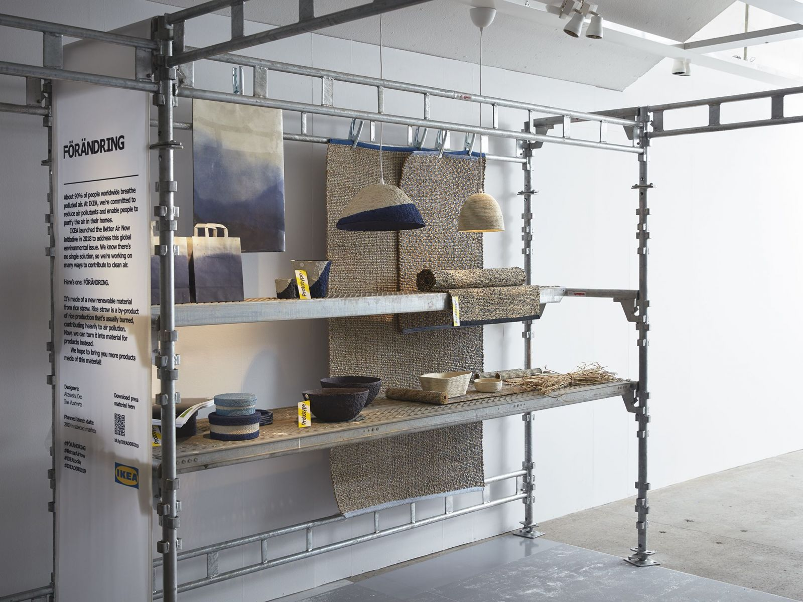 IKEA začne vyrábať produkty z morských plastov a mäsové guľky doplní zdravým rastlinným variantom
