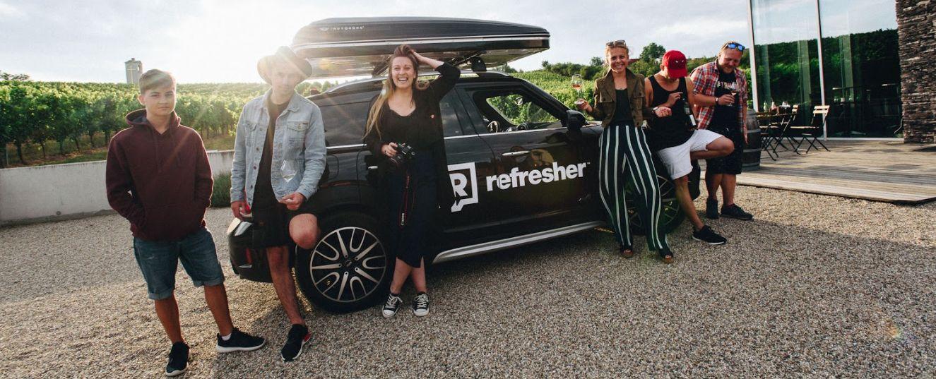 Pracuj v Refresheri! Hľadáme fulltime redaktora