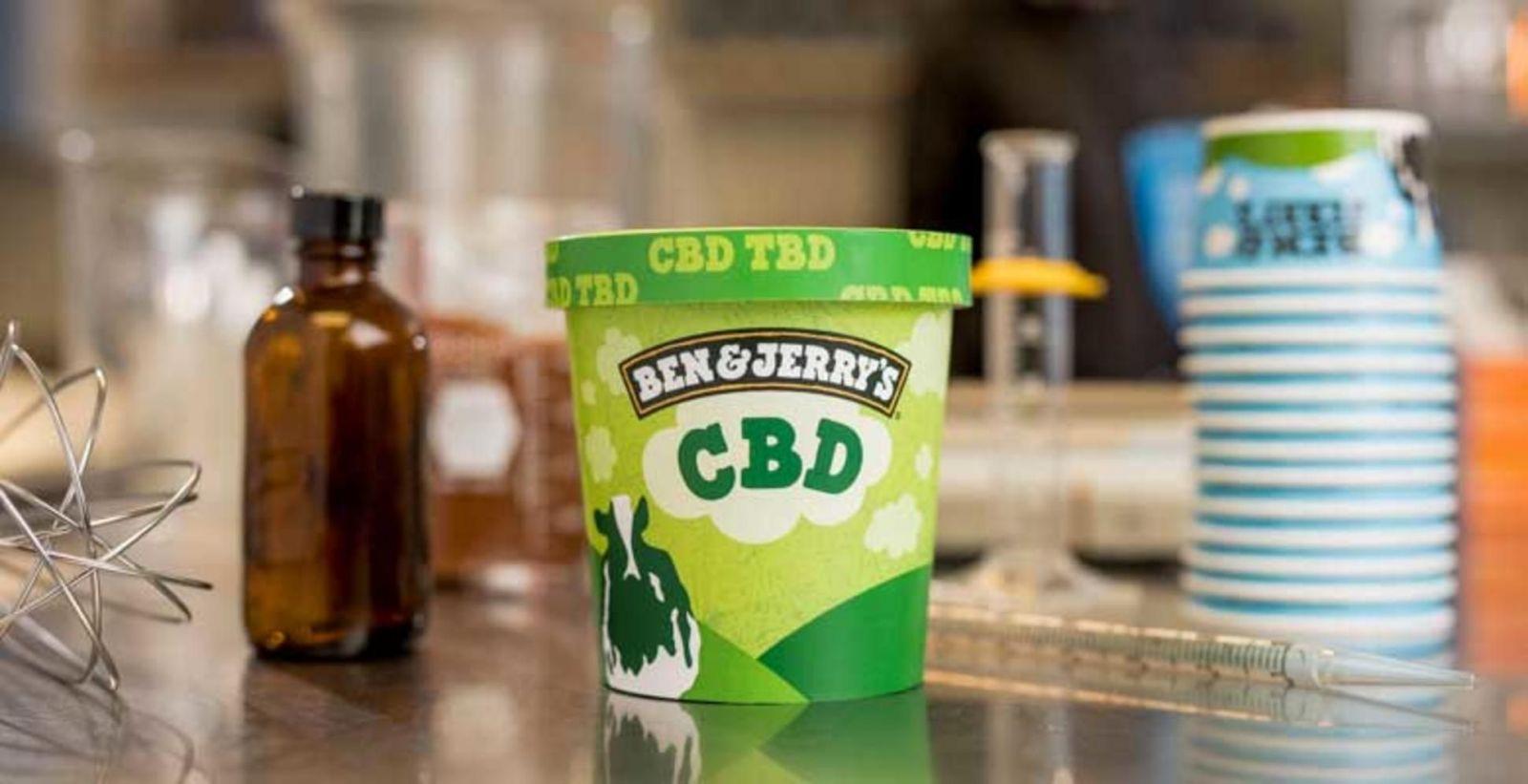 Ben & Jerry's začne predávať zmrzlinu s CBD, akonáhle to bude v USA legálne