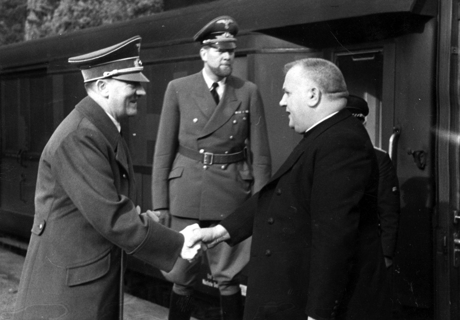 4e021493ea Veľké Slovensko alebo keď kus Moravy mal patriť Slovákom. Regiónu sa však  Hitler nemienil vzdať