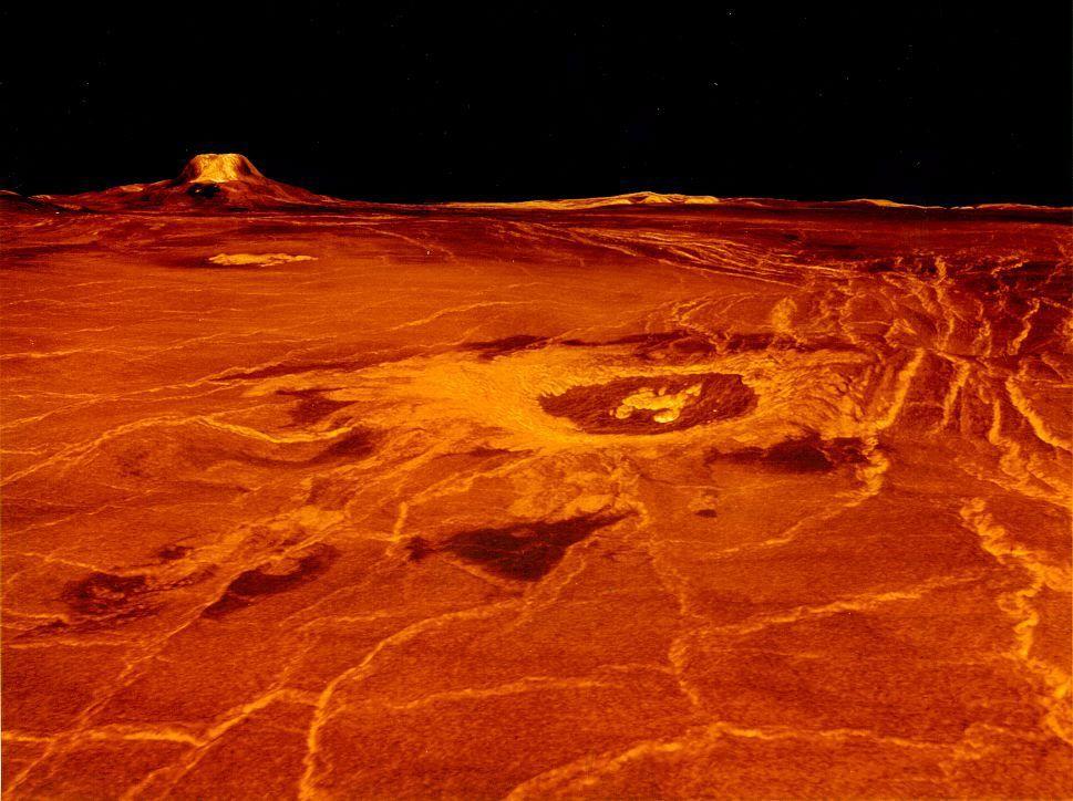 Venuša mohla kedysi hostiť život. Nová štúdia tvrdí, že jej atmosféra nebola vždy taká nehostinná