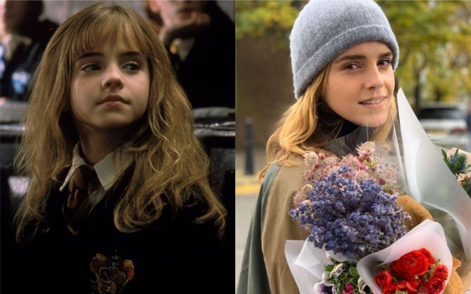 Hermione Granger/Emma Watson