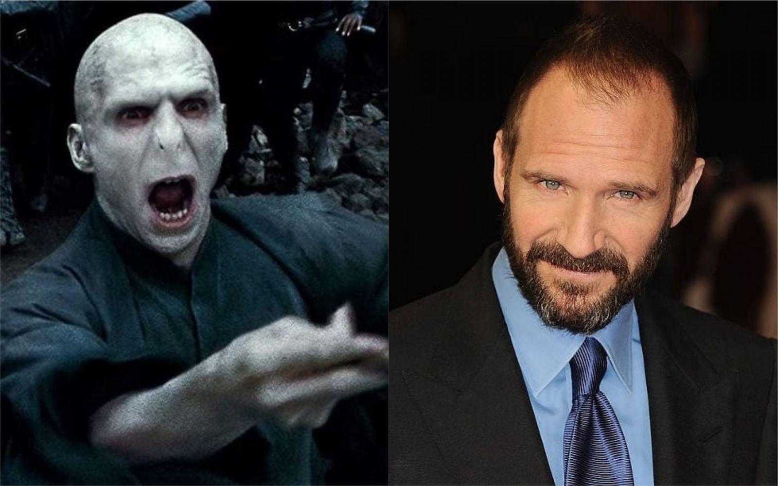 Voldemort/Ralph Fiennes